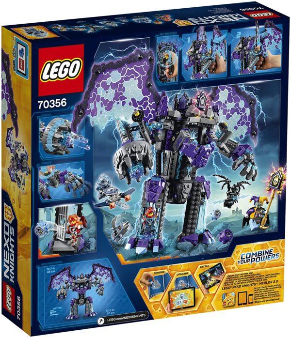Lego Nexo Knights 70356 | Der stürmische Steinkoloss | 2