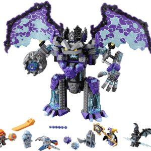 Lego Nexo Knights 70356 | Der stürmische Steinkoloss | 3