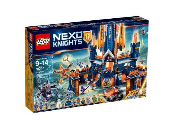 Lego Nexo Knights 70357 | Schloss Knighton | günstig kaufen