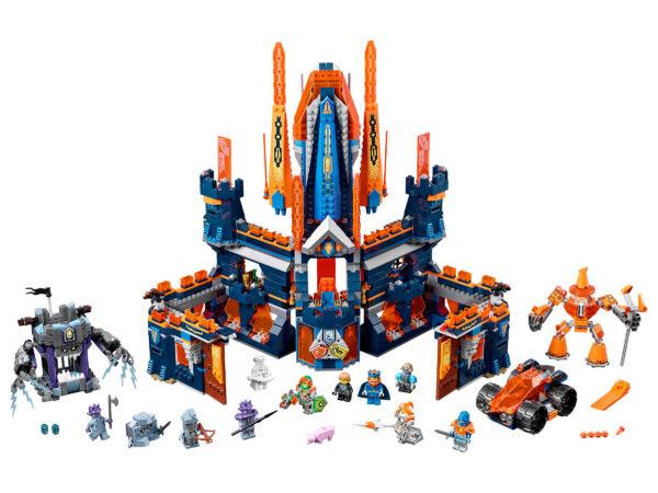 Lego Nexo Knights 70357 | Schloss Knighton | 2
