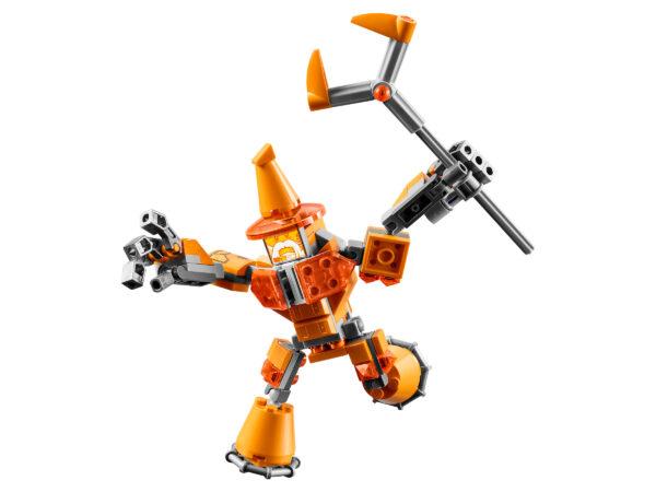 Lego Nexo Knights 70357 | Schloss Knighton | 8