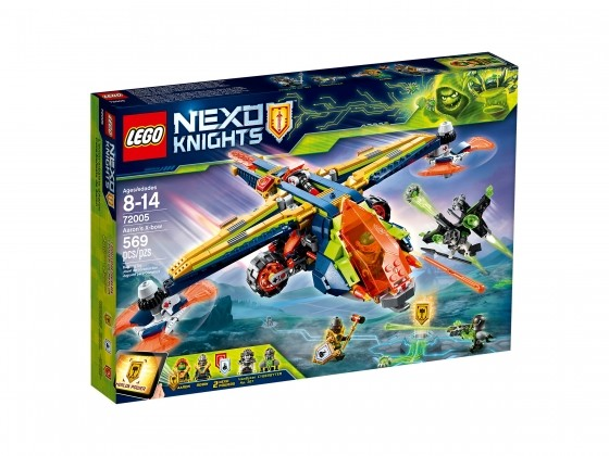 Lego Nexo Knights 72005 | Aarons Armbrust | günstig kaufen