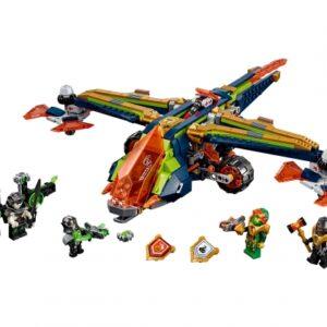 Lego Nexo Knights 72005 | Aarons Armbrust | 2