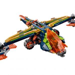 Lego Nexo Knights 72005 | Aarons Armbrust | 3