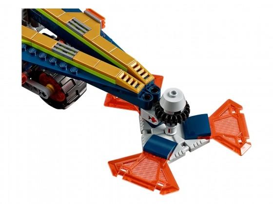 Lego Nexo Knights 72005 | Aarons Armbrust | 4