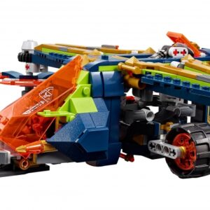 Lego Nexo Knights 72005 | Aarons Armbrust | 5