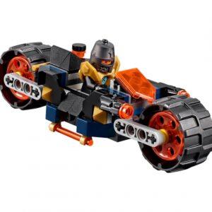 Lego Nexo Knights 72005 | Aarons Armbrust | 6
