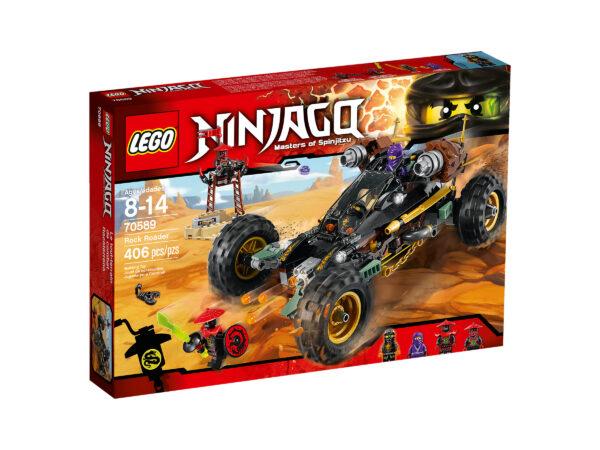 Lego Ninjago 70589 | Felsen-Buggy | günstig kaufen