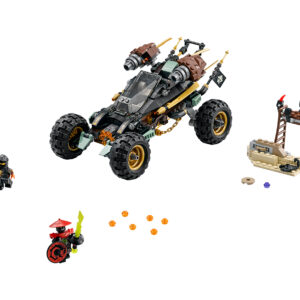 Lego Ninjago 70589 | Felsen-Buggy | 3
