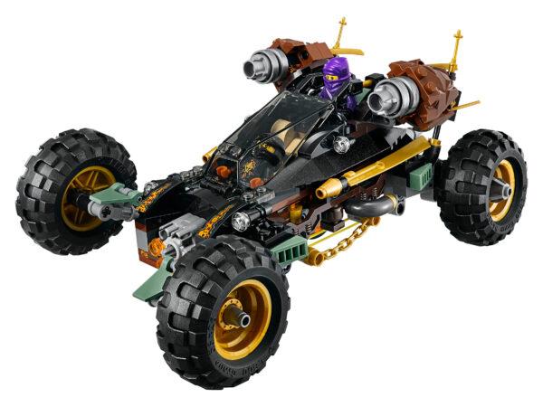 Lego Ninjago 70589 | Felsen-Buggy | 4
