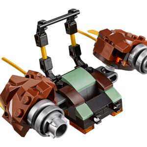 Lego Ninjago 70589 | Felsen-Buggy | 5