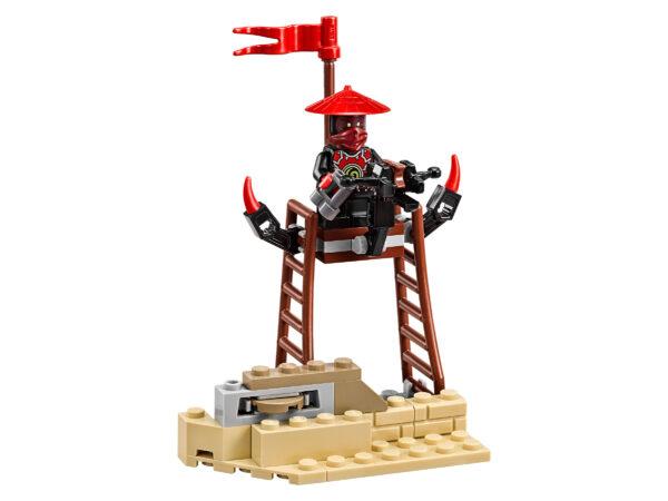 Lego Ninjago 70589 | Felsen-Buggy | 6