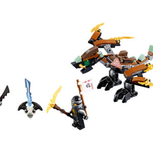 Lego Ninjago 70599 | Coles Drache | 3
