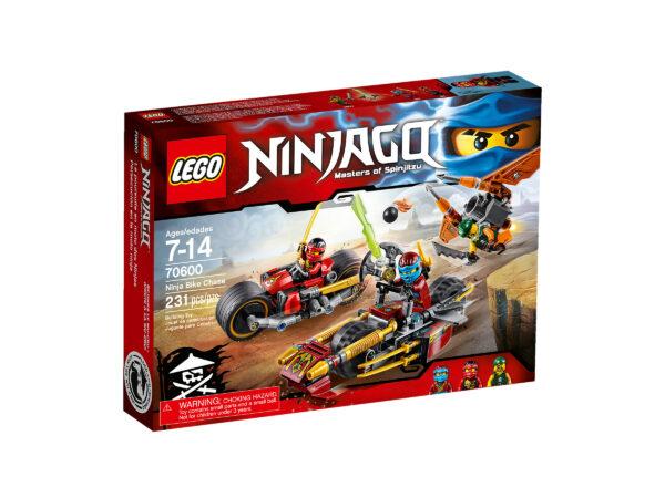 Lego Ninjago 70600 | Ninja-Bike Jagd | günstig kaufen