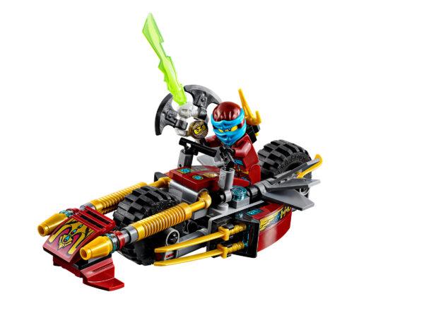 Lego Ninjago 70600 | Ninja-Bike Jagd | 4