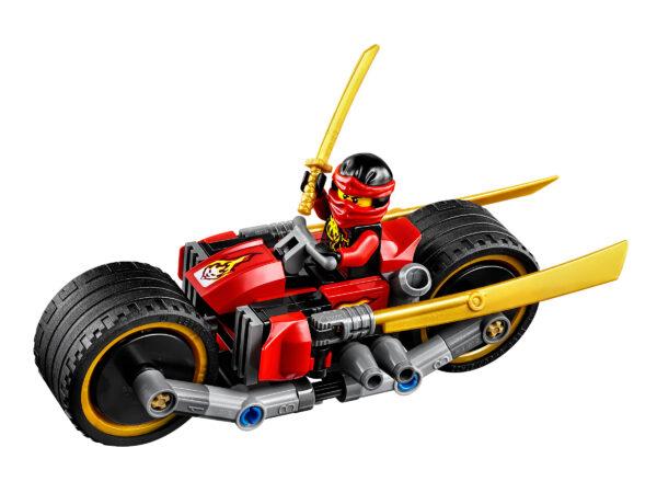 Lego Ninjago 70600 | Ninja-Bike Jagd | 5
