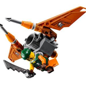 Lego Ninjago 70600 | Ninja-Bike Jagd | 6