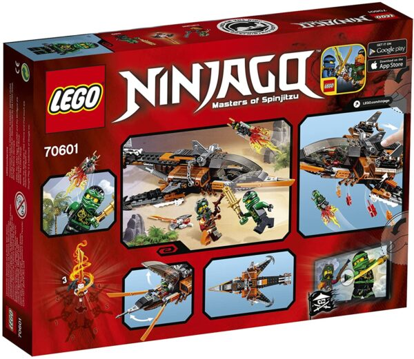 Lego Ninjago 70601 | Luft-Hai | 2