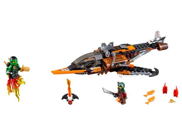 Lego Ninjago 70601 | Luft-Hai | 3