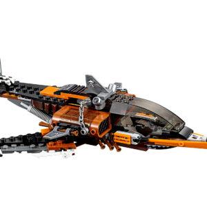 Lego Ninjago 70601 | Luft-Hai | 4