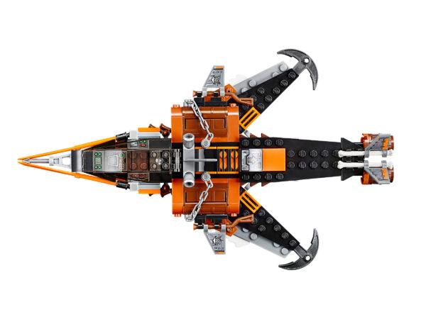 Lego Ninjago 70601 | Luft-Hai | 5