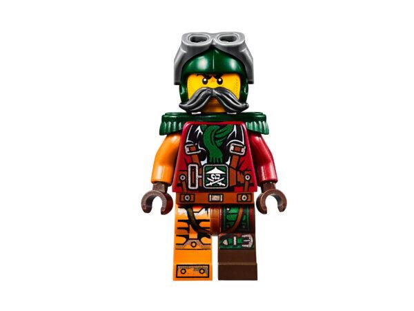 Lego Ninjago 70601 | Luft-Hai | 6