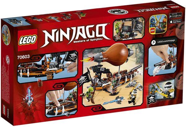 Lego Ninjago 70603   Kommando-Zeppelin   2