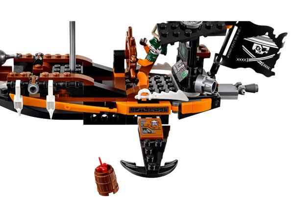 Lego Ninjago 70603   Kommando-Zeppelin   4