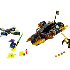 Lego Ninjago 70747 | Cole's Felsenbrecher | 3