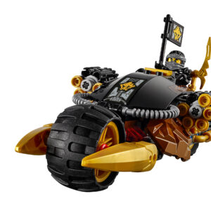 Lego Ninjago 70747 | Cole's Felsenbrecher | 4