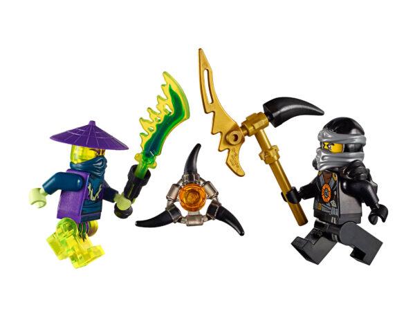 Lego Ninjago 70747 | Cole's Felsenbrecher | 7