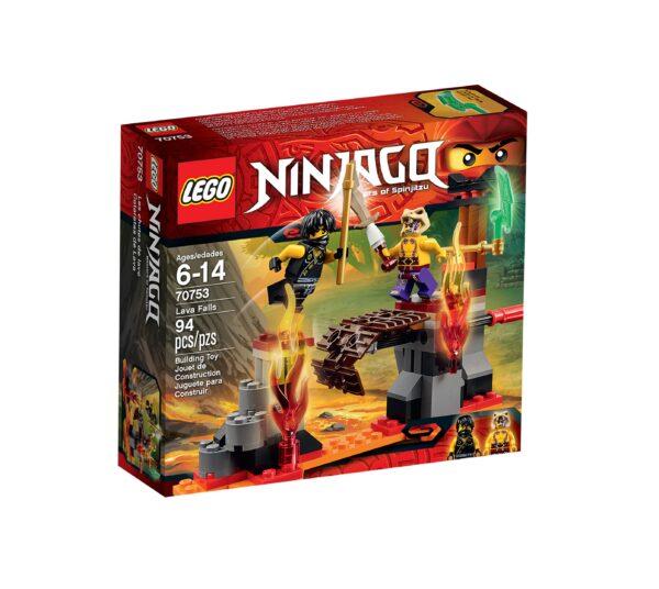 Lego Ninjago 70753 | Lava-Fälle | günstig kaufen