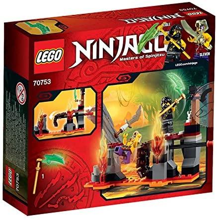 Lego Ninjago 70753 | Lava-Fälle | 2