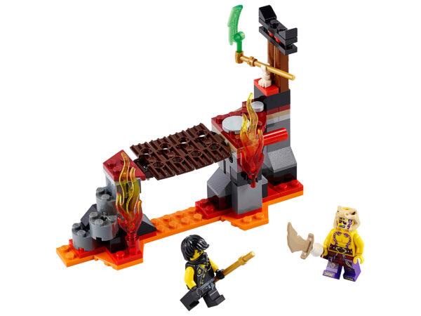 Lego Ninjago 70753 | Lava-Fälle | 3