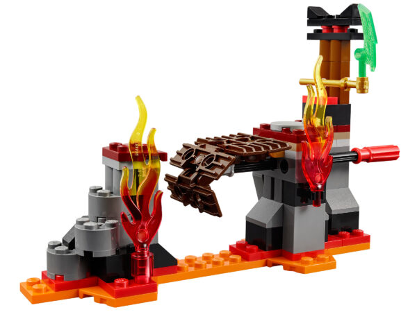 Lego Ninjago 70753 | Lava-Fälle | 4