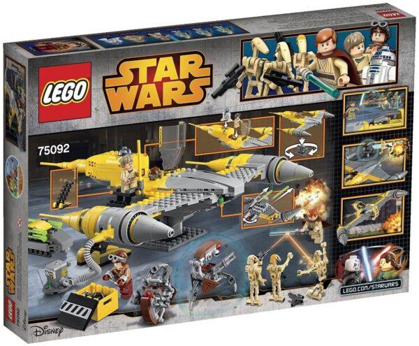 Lego Star Wars 75092   Naboo Starfighter™   2