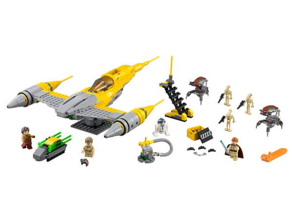 Lego Star Wars 75092   Naboo Starfighter™   3