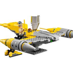Lego Star Wars 75092   Naboo Starfighter™   4