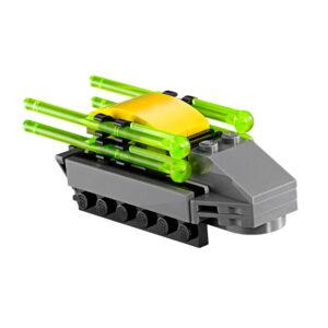 Lego Star Wars 75092   Naboo Starfighter™   6