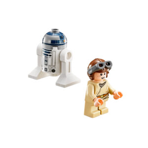 Lego Star Wars 75092   Naboo Starfighter™   7