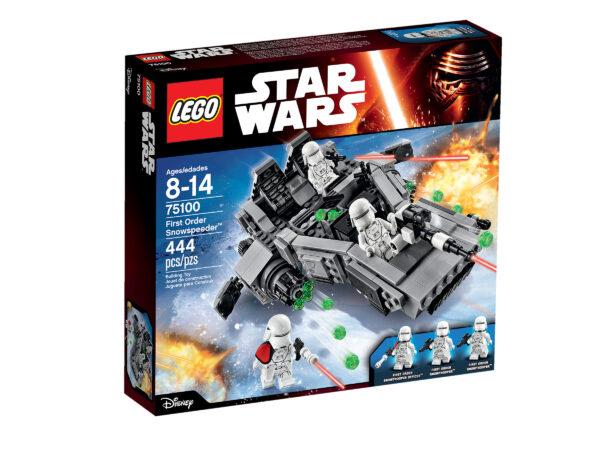 Lego Star Wars 75100   First Order Snowspeeder   günstig kaufen
