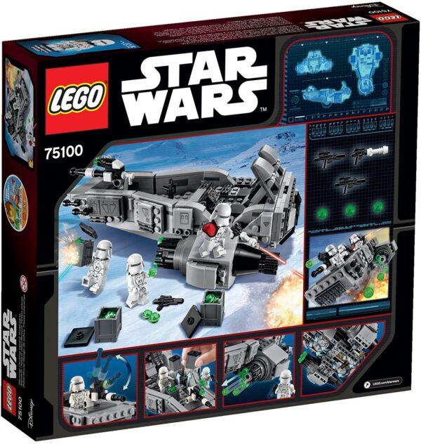 Lego Star Wars 75100 | First Order Snowspeeder | 2