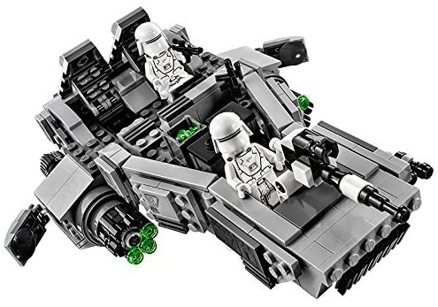 Lego Star Wars 75100 Lego Star Wars 75100   First Order Snowspeeder   4