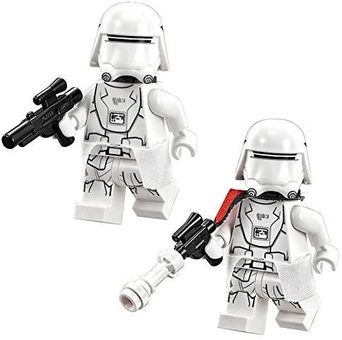Lego Star Wars 75100   First Order Snowspeeder   5