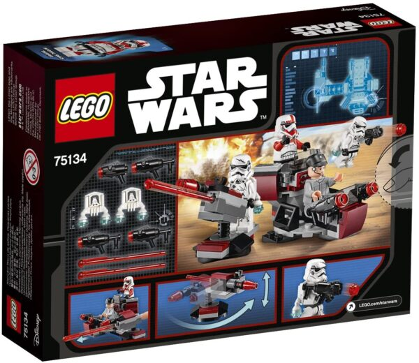 Lego Star Wars 75134 | Galactic Empire™ Battle Pack | 2