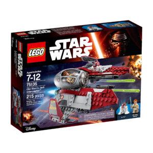 Lego Star Wars 75135 | Obi-Wan's Jedi Interceptor™ | günstig kaufen