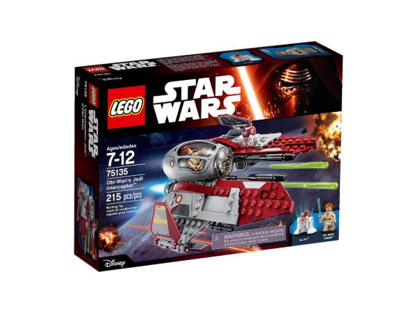 Lego Star Wars 75135   Obi-Wan's Jedi Interceptor™   günstig kaufen