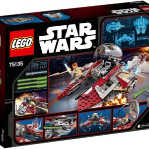 Lego Star Wars 75135   Obi-Wan's Jedi Interceptor™   2