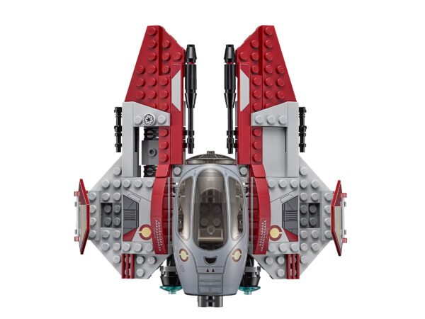 Lego Star Wars 75135   Obi-Wan's Jedi Interceptor™   4