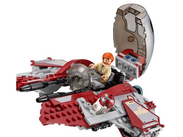 Lego Star Wars 75135   Obi-Wan's Jedi Interceptor™   5